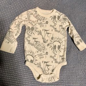Other - BABY GAP - Long Sleeve Bodysuit | 12-18 Months